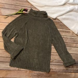 Hilliard & Hanson soft turtle neck sweater